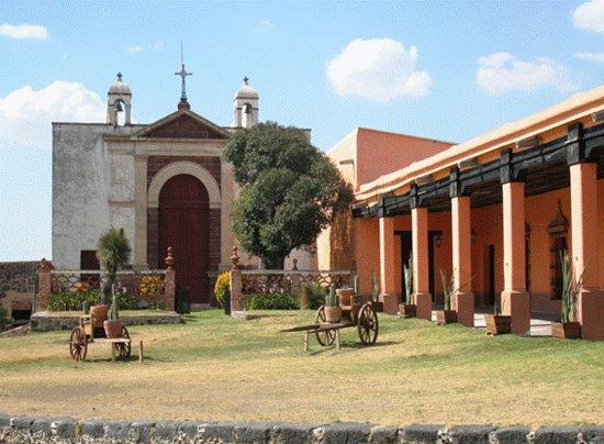 Hacienda San Antonio Tochatlaco, Hidalgo, México