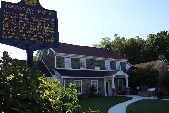 Lincoln Highway Experience museum and Historical Marker