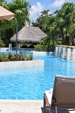 Pool - Fairmont Mayakoba Photo