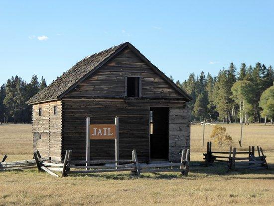 Fort Klamath, Oregón: vous passez par la case prison