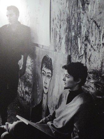 Bernard Buffet et Annabel - Picture of Musee d\'Art Moderne de la ...
