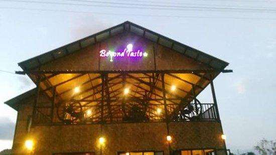 Beyond Taste's ambitious menu has something for everyone