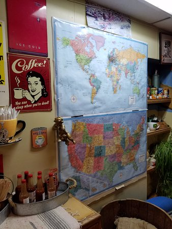 Green River Coffee Company: Tell us where your from - are you lost!