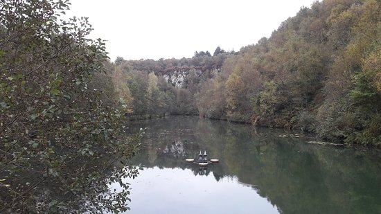Plan d'Eau du Mont Castre