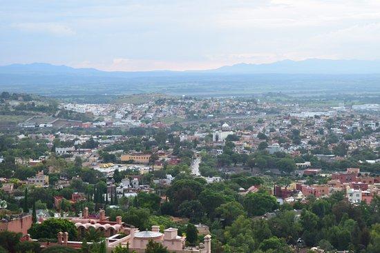 Casa Cordelli Villas : View of San Miguel from Pool area