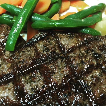 Red Rock Canyon: Our New York Striploin