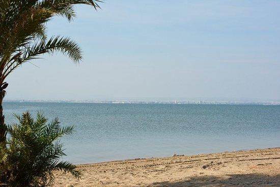 Region of Murcia, Spain: Across the Mar Menor from La Manga