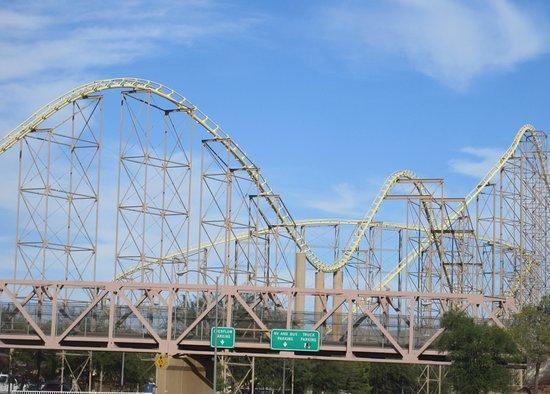 Desperado Roller Coaster : Desparado Roller Coaster, Primm, NV