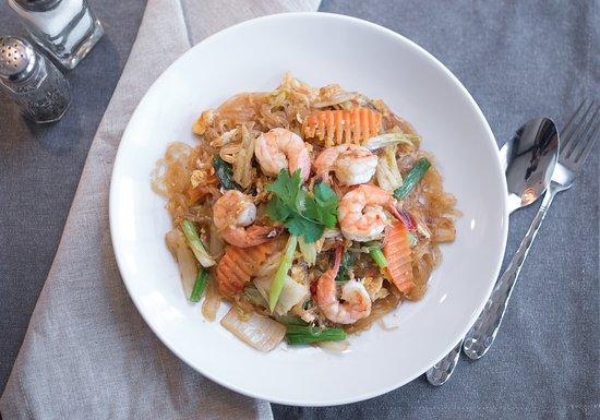 เดนตัน, เท็กซัส: Thai Sukiyaki Stir-Fry