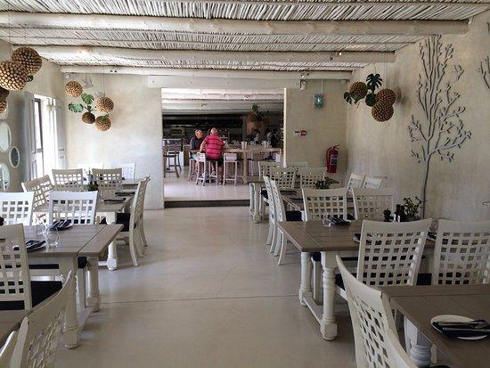 Franschhoek, Sudáfrica: Mont Rochelle - interior