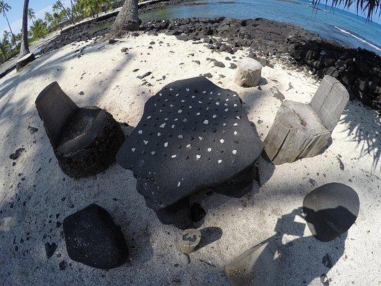 Honaunau, Χαβάη: Old Hawaiian board game