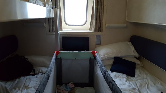Channel Islands, UK: Superior cabin - Commadore Clipper
