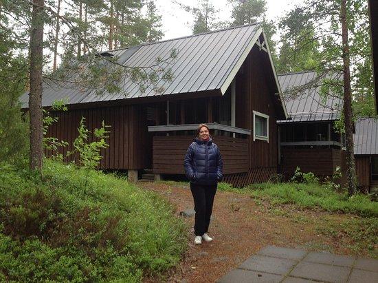 Polvijarvi, Finland: И в дождик приятно погулять