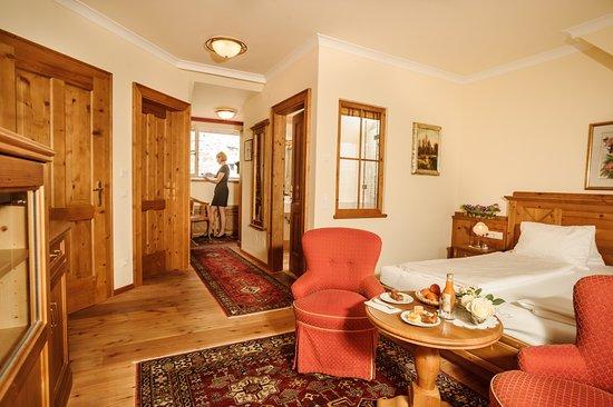 Weissenkirchen, Österreich: Zimmer mit Donaublick
