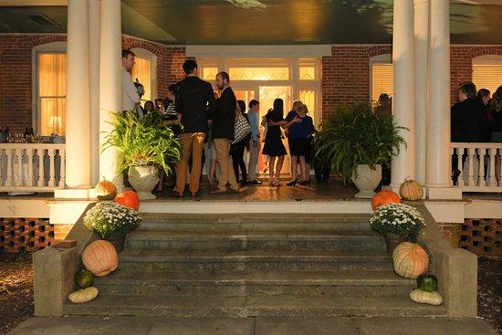 Inner Banks Inn: Rehearsal Dinner - Appetizers on the Front Porch