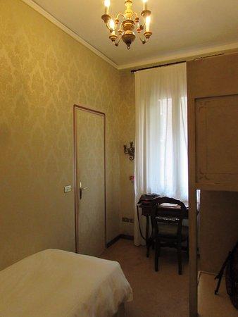 Hotel Flora: Quarto individual