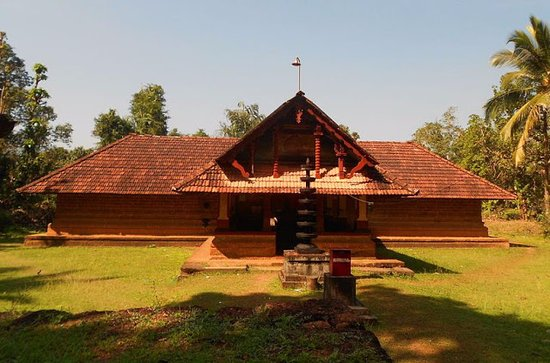 Kannur, India: Mridanga Saileshwari Temple