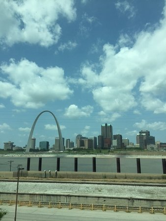 East Saint Louis, IL: Great Views