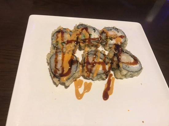 Sykesville, MD: Free Tempura Fried Roll