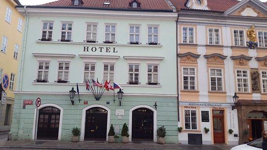 Betlem club updated 2017 prices hotel reviews prague for Design hotel jewel prague tripadvisor