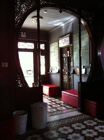 Aldea Hostel San Jose: the hall