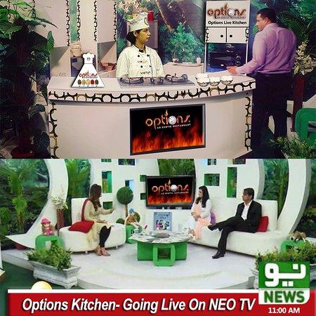 Options Restaurant Kitchen Goi...