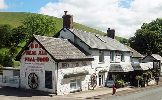 New Radnor, UK: The Red Lion Country Inn