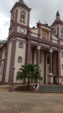 Rio Espera, MG: Conjunto Arquitetônico.