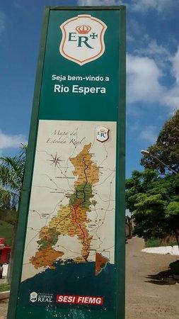 Rio Espera, MG: A cidade faz parte da Estrada Real