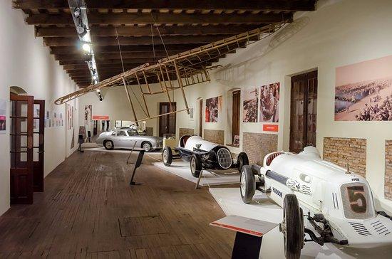 Province of Santa Fe, Argentina: Automóviles diseñados y construidos por una familia en Argentina a lo largo de más de 100 años