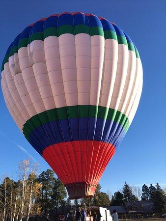 Rocky Mountain Balloon Adventures, LLC.: Our balloon