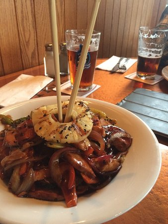 Gibsons, Canada : Wok Bowl