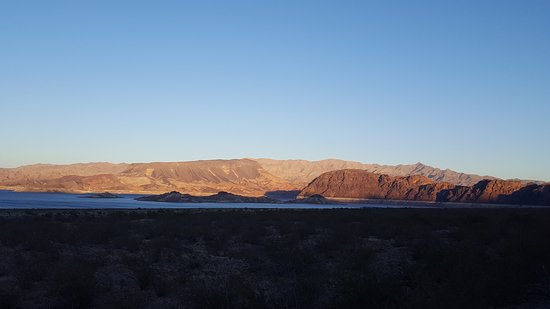 Lake Mead RV Village: 20161015_173934_large.jpg