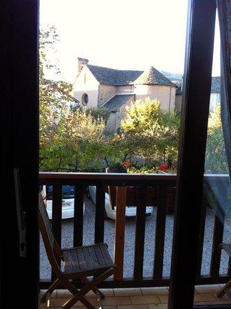 Cocures, Frankreich: La petite terrasse de la suite