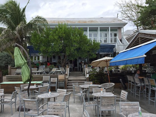photo0.jpg - Picture of Louie's Backyard, Key West ...