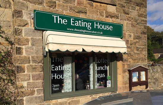 Calver, UK: The Eating House
