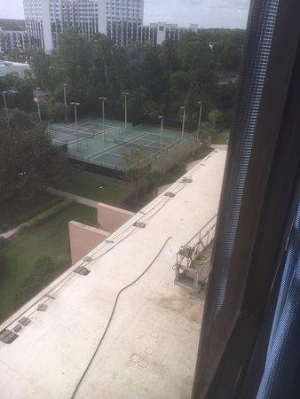 Wyndham Lake Buena Vista Disney Springs Resort Area: View From Room