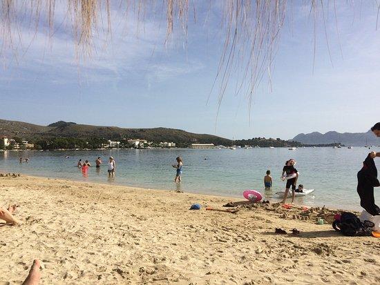 photo0.jpg - Picture of Port de Pollenca Beach, Port de Pollenca - TripAdvisor