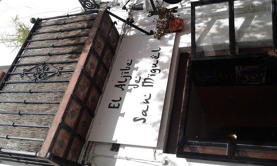 El Aljibe de San Miguel: 20161027_133711_large.jpg