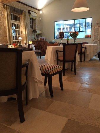 Saint-Nexans, Frankrike: Le Restaurant du Bignac