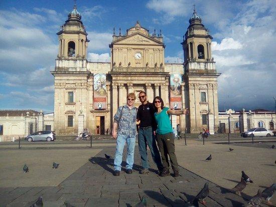Gray Line Guatemala: Guatemala City Tour