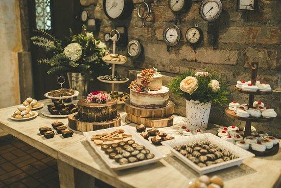 mesa de postres picture of restaurante ferro medellin