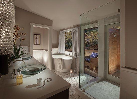L'Auberge de Sedona : Creekhouse Bathroom