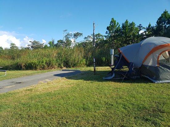 fort pickens gulf islands national park florida campground