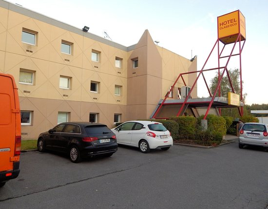 Hotel Class'eco Charleroi Photo