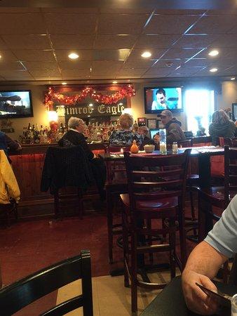 Himrod, NY: Bar Area