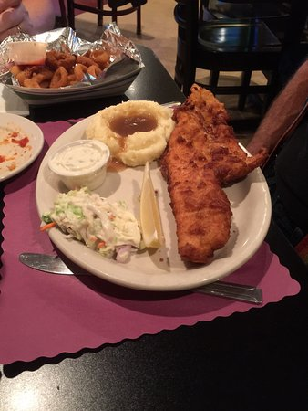 Himrod, Estado de Nueva York: Delicious Fish Fry