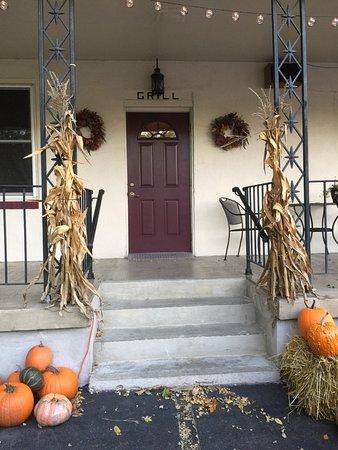 Himrod, NY: Front Entrance