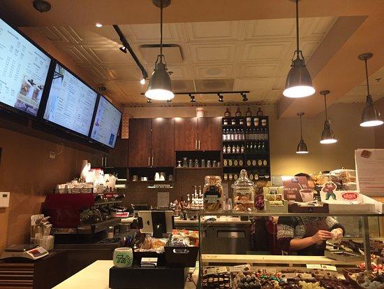 Leonidas Cafe Chicago