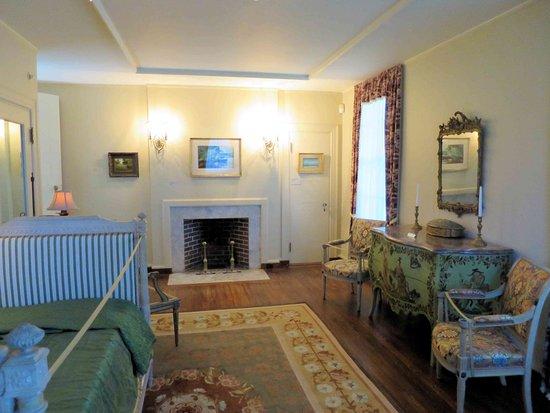 Glens Falls, Estado de Nueva York: Hyde House - Down Guestroom